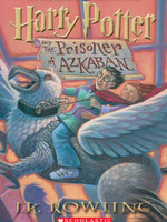 Scholastic Harry Potter #03, Harry Potter and the Prisoner of Azkaban - PB
