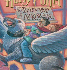 Scholastic Harry Potter #03, Harry Potter and the Prisoner of Azkaban - PB
