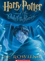 Scholastic Harry Potter #05, Harry Potter and the Order of the Phoenix - PB