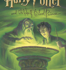 Scholastic Harry Potter #06, Harry Potter and the Half Blood Prince - PB