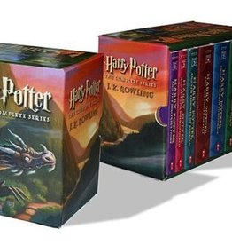 Harry Potter #01-07, PB Book Set - Box