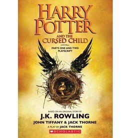 Harry Potter and the Cursed Child, Parts One and Two - PB