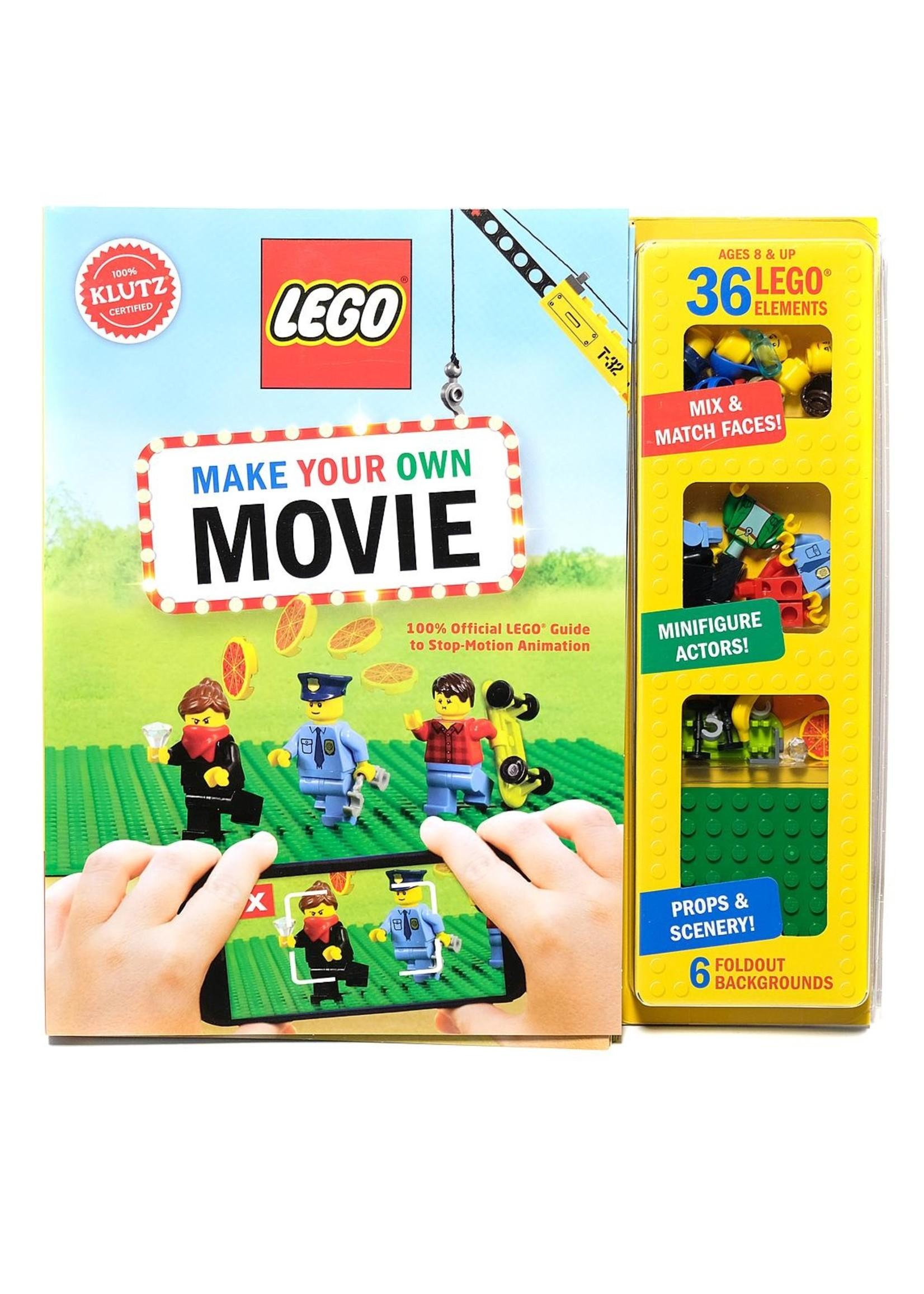 LEGO Make Your Own Movie - Spiral