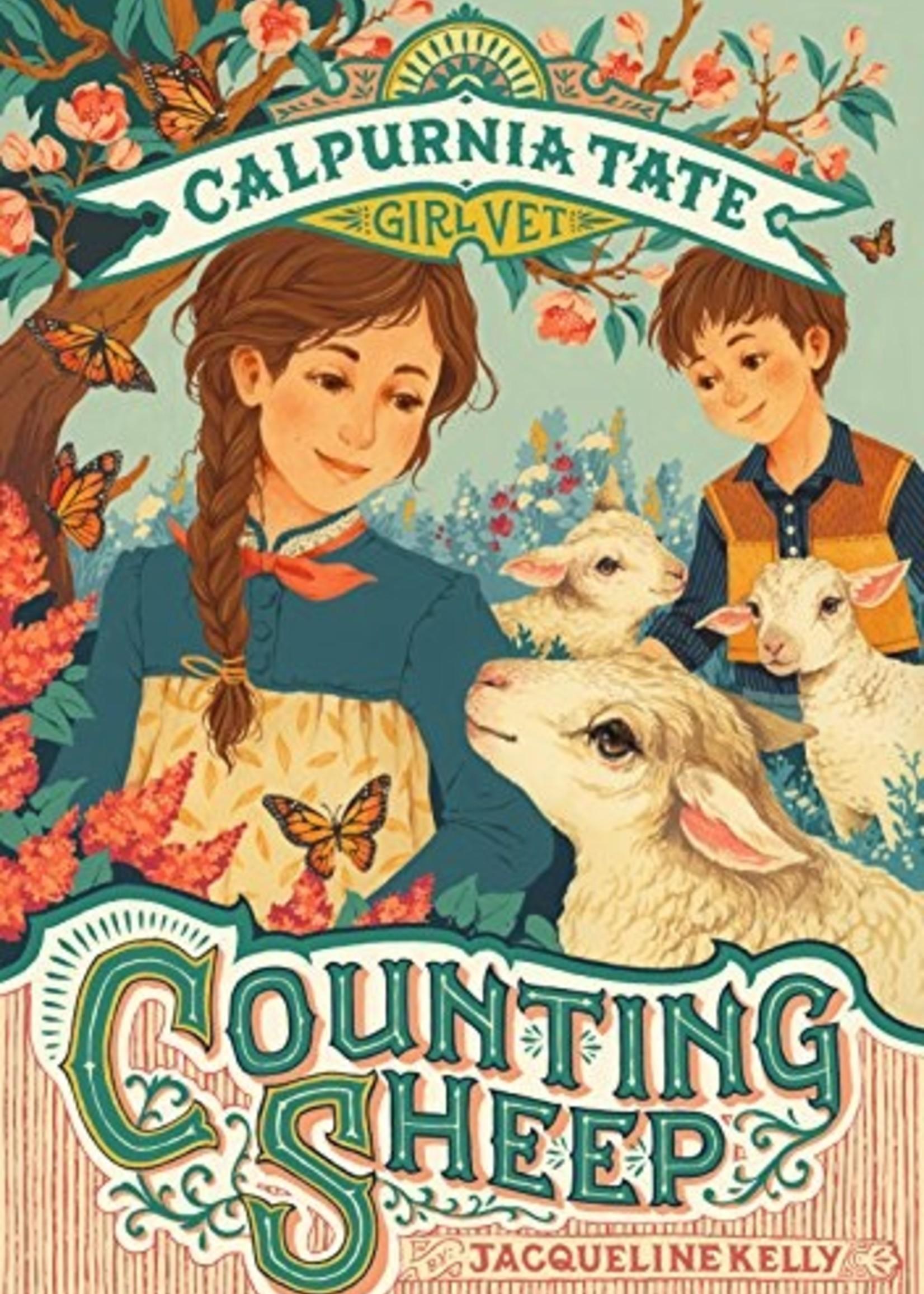 Calpurnia Tate, Girl Vet #02, Counting Sheep - PB
