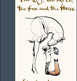 The Boy, the Mole, the Fox and the Horse - HC