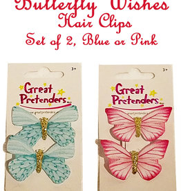 Great Pretenders Butterfly Wishes Clips