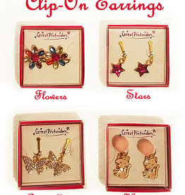 Great Pretenders Clip-on Earrings