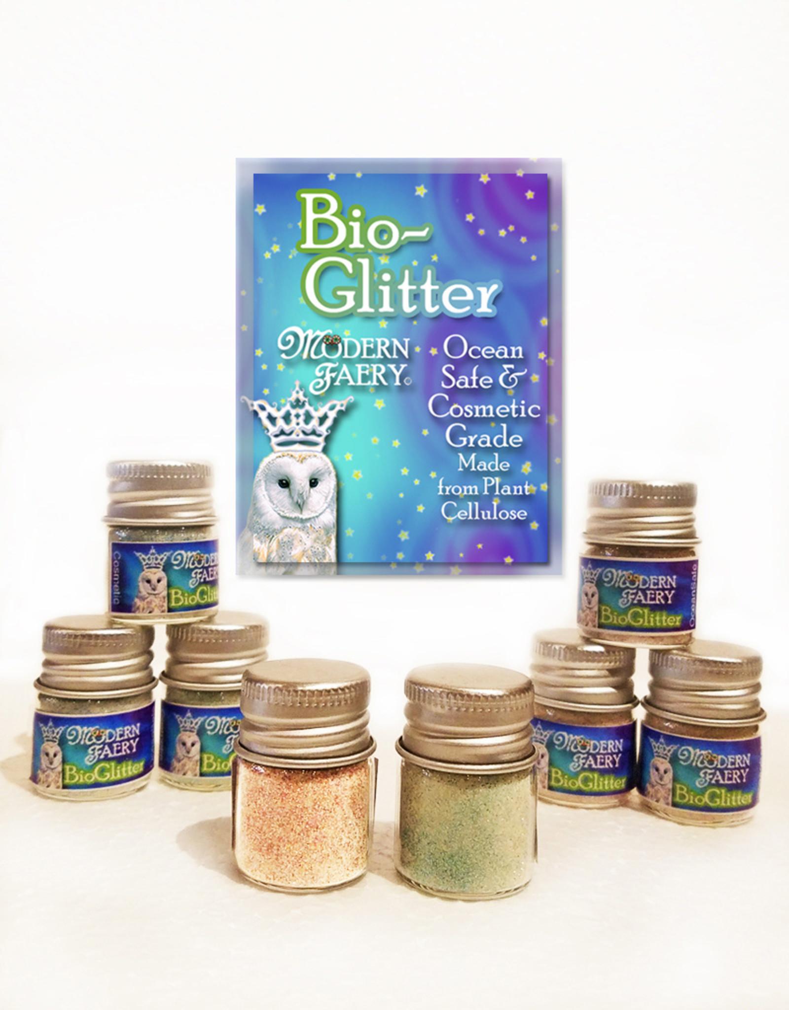 LadyJane Studios ModernFaery Cosmetic Biodegradable Glitter, Ocean Safe