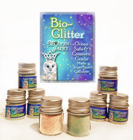 LadyJane Studios Cosmetic Biodegradable Glitter, Ocean Safe