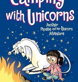 Phoebe and Her Unicorn #11, Camping with Unicorns GN - PB