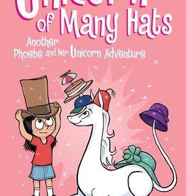 Phoebe and Her Unicorn #07, Unicorn of Many Hats GN - PB
