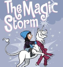 Phoebe and Her Unicorn #06, The Magic Storm GN - PB