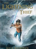 Percy Jackson and the Olympians #01, The Lightning Thief GN - PB