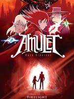 Amulet #07, Firelight GN - PB