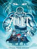 Amulet #06, Escape from Lucien GN - PB