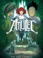 Scholastic Amulet #04, The Last Council GN - PB