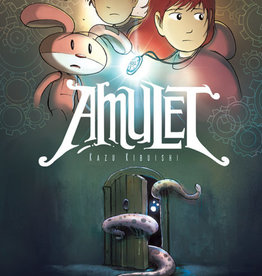 Scholastic Amulet #01, The Stonekeeper GN - PB