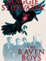 Scholastic The Raven Cycle #01, The Raven Boys - PB