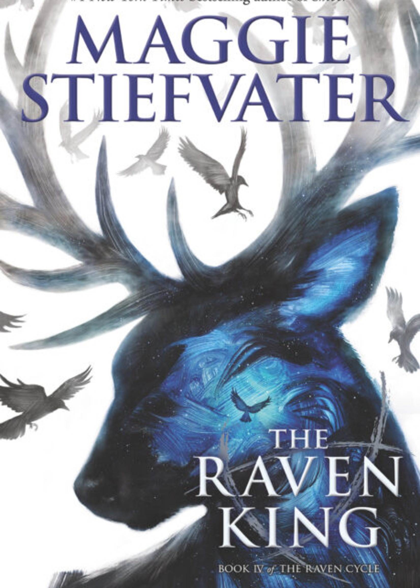 The Raven Cycle  #04, The Raven King - Paperback
