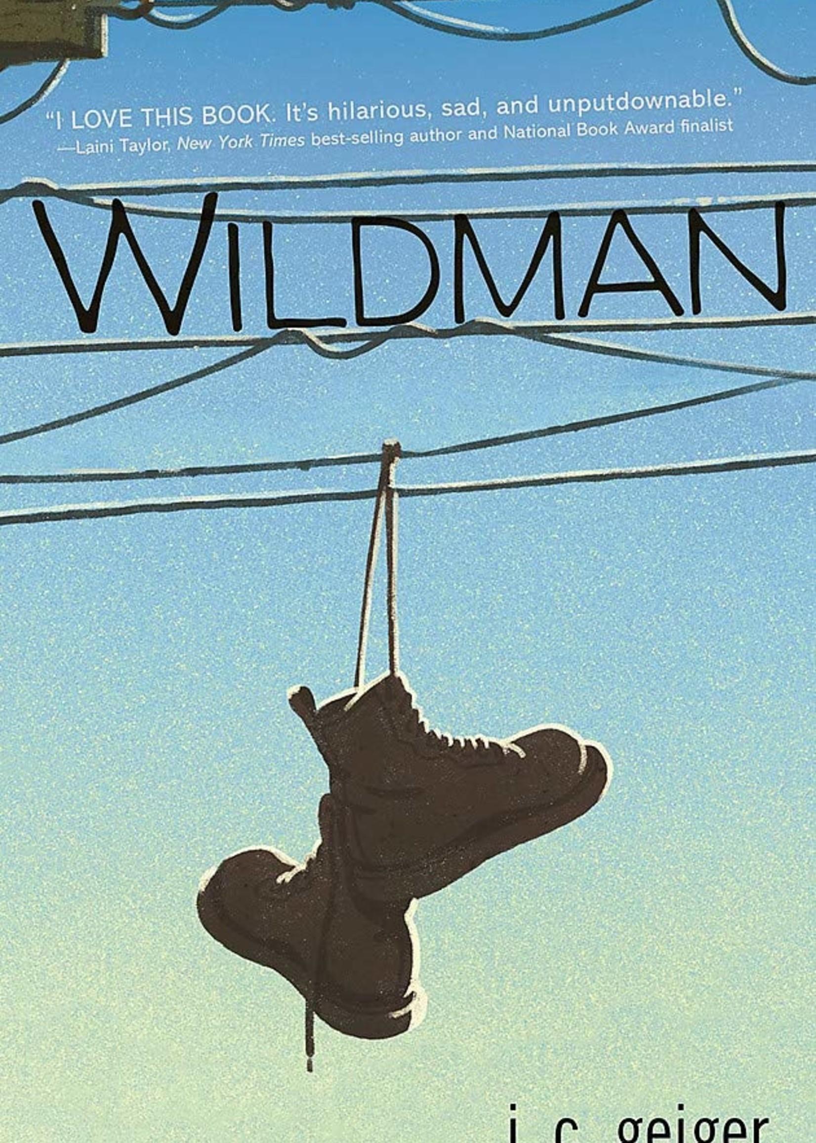 Wildman - Paperback