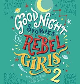 Good Night Stories for Rebel Girls, Volume 2 - HC