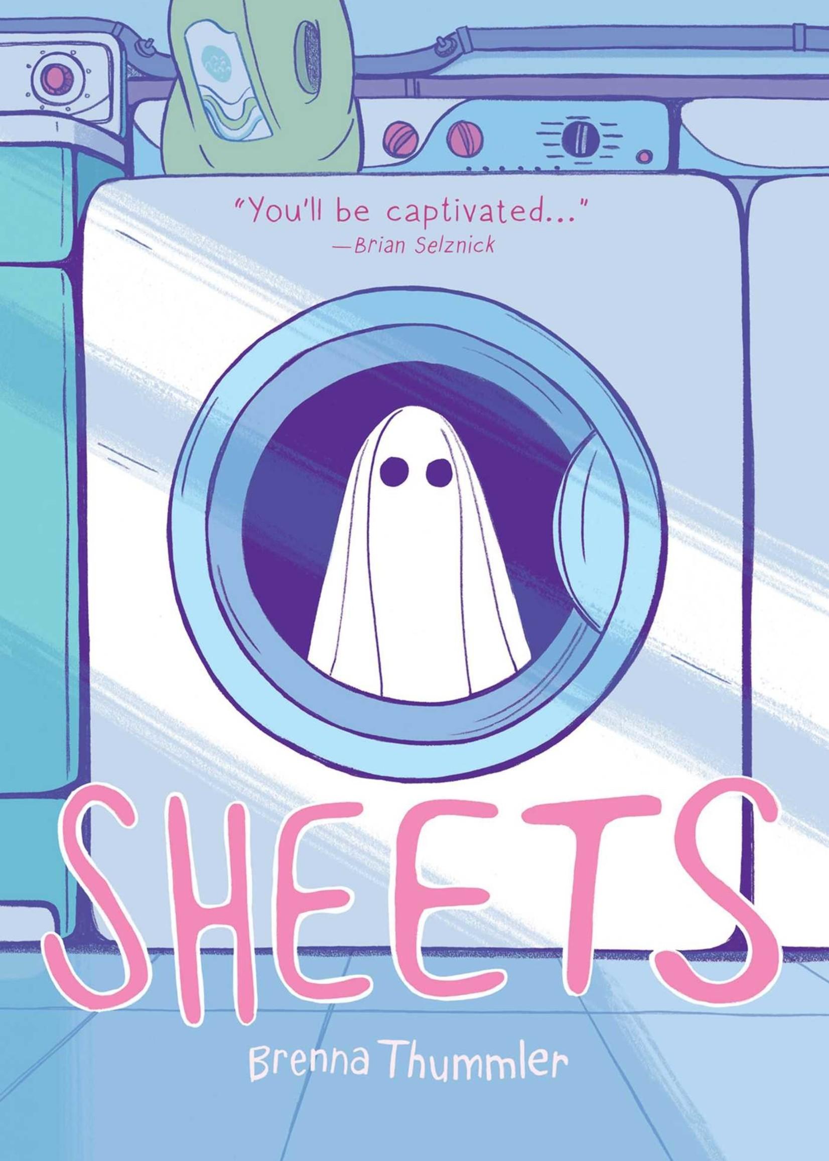 Sheets Graphic Novel- Paperback
