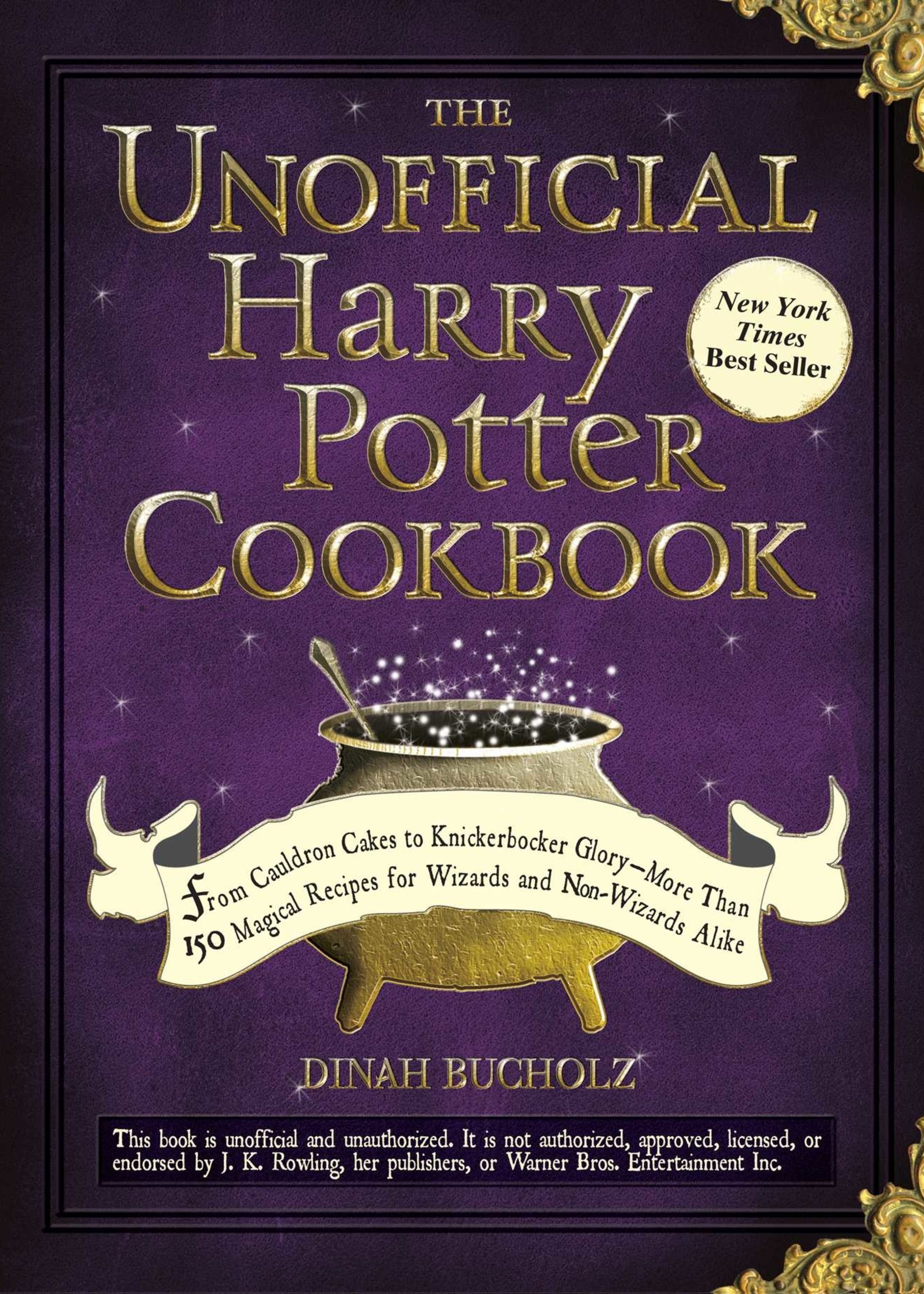The Unofficial Harry Potter Cookbook - Hardcover