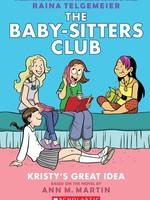 Baby-Sitters Club GN #01, Kristy's Great Idea - PB