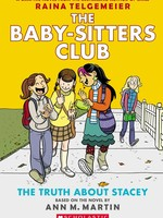 Baby-Sitters Club GN #02, The Truth About Stacey - PB