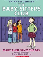 Baby-Sitters Club GN #03, Mary Anne Saves the Day -PB
