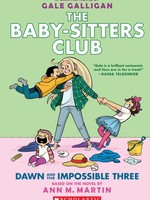 Baby-Sitters Club GN #05, Dawn and the Impossible Three - PB