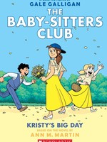 Baby-Sitters Club GN #06, Kristy's Big Day - PB
