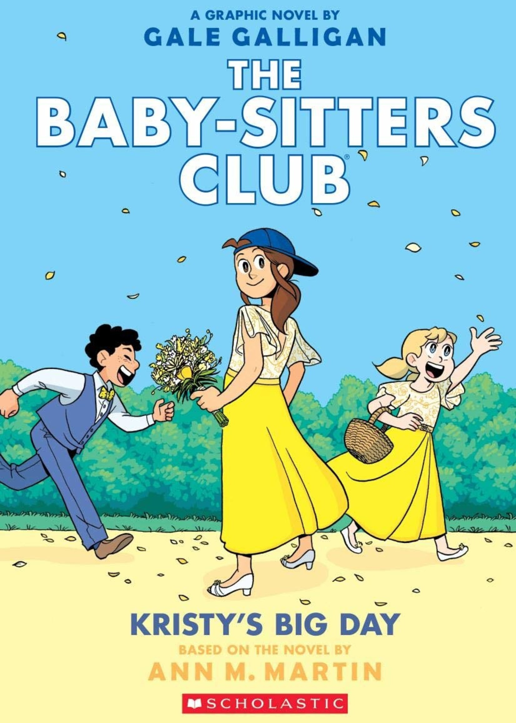Baby-Sitters Club Graphic Novel #06, Kristy's Big Day - Paperback