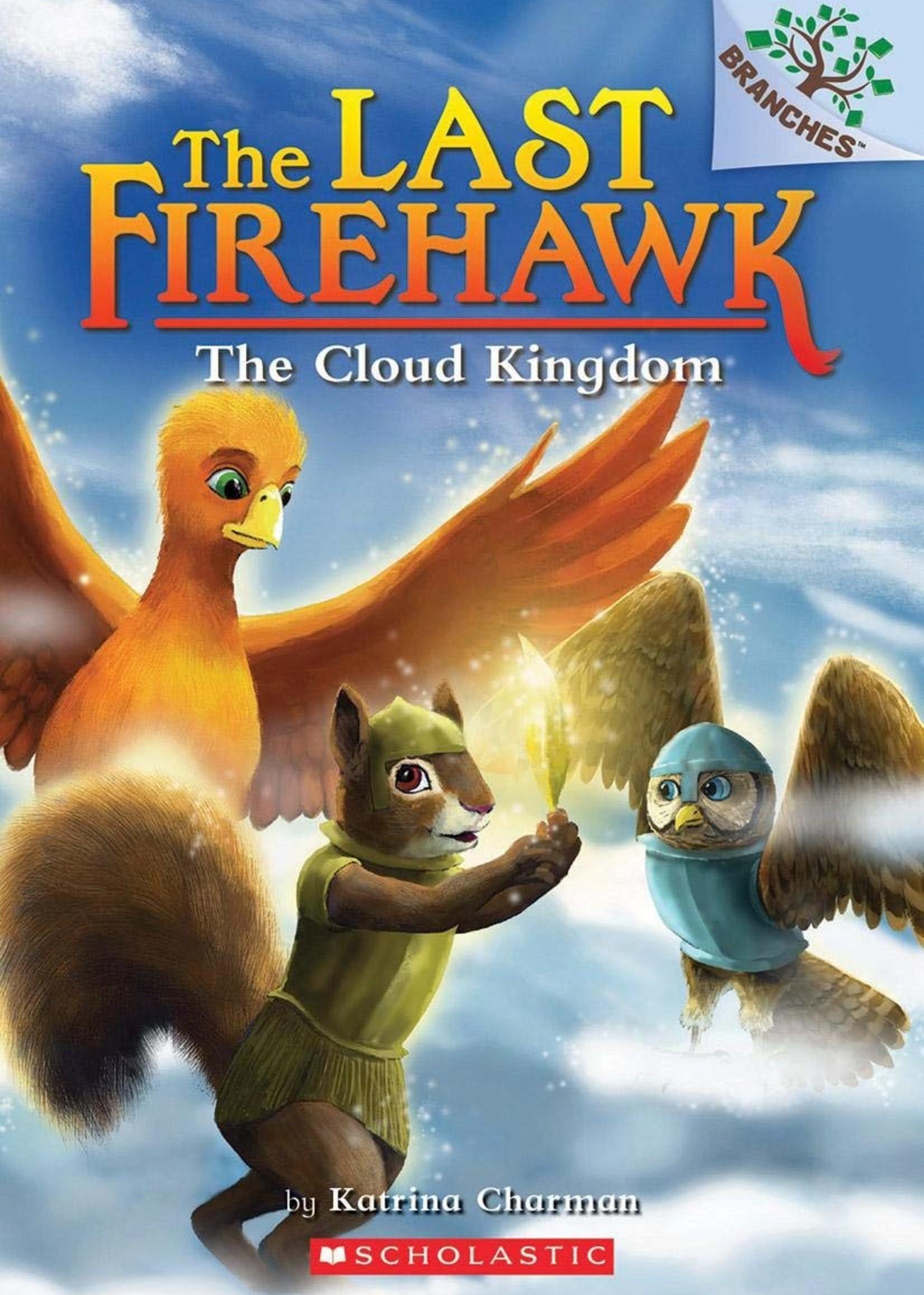 The Last Firehawk #07, The Cloud Kingdom - Paperback