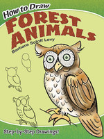 How to Draw Forest Animals - PB