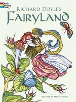 Richard Doyle's Fairyland Coloring Book - PB