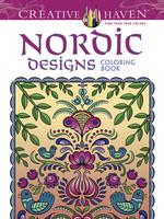 Creative Haven: Nordic Designs Coloring Book - PB