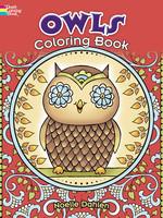 Owls Coloring Book - PB
