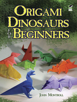 Origami Dinosaurs for Beginners - PB