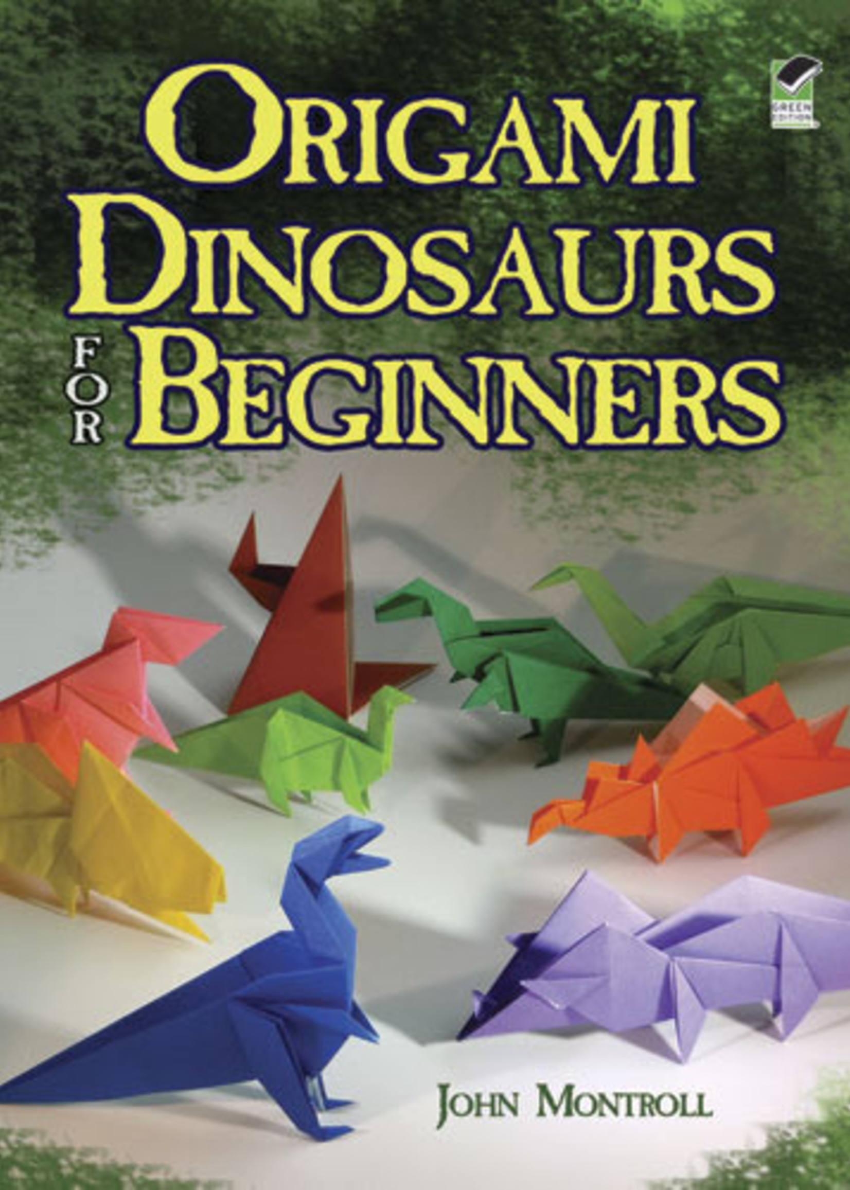 Origami Dinosaurs for Beginners - Paperback