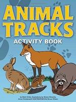 Animal Tracks Activity Book - PB