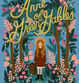 Anne of Green Gables, Puffin in Bloom - HC