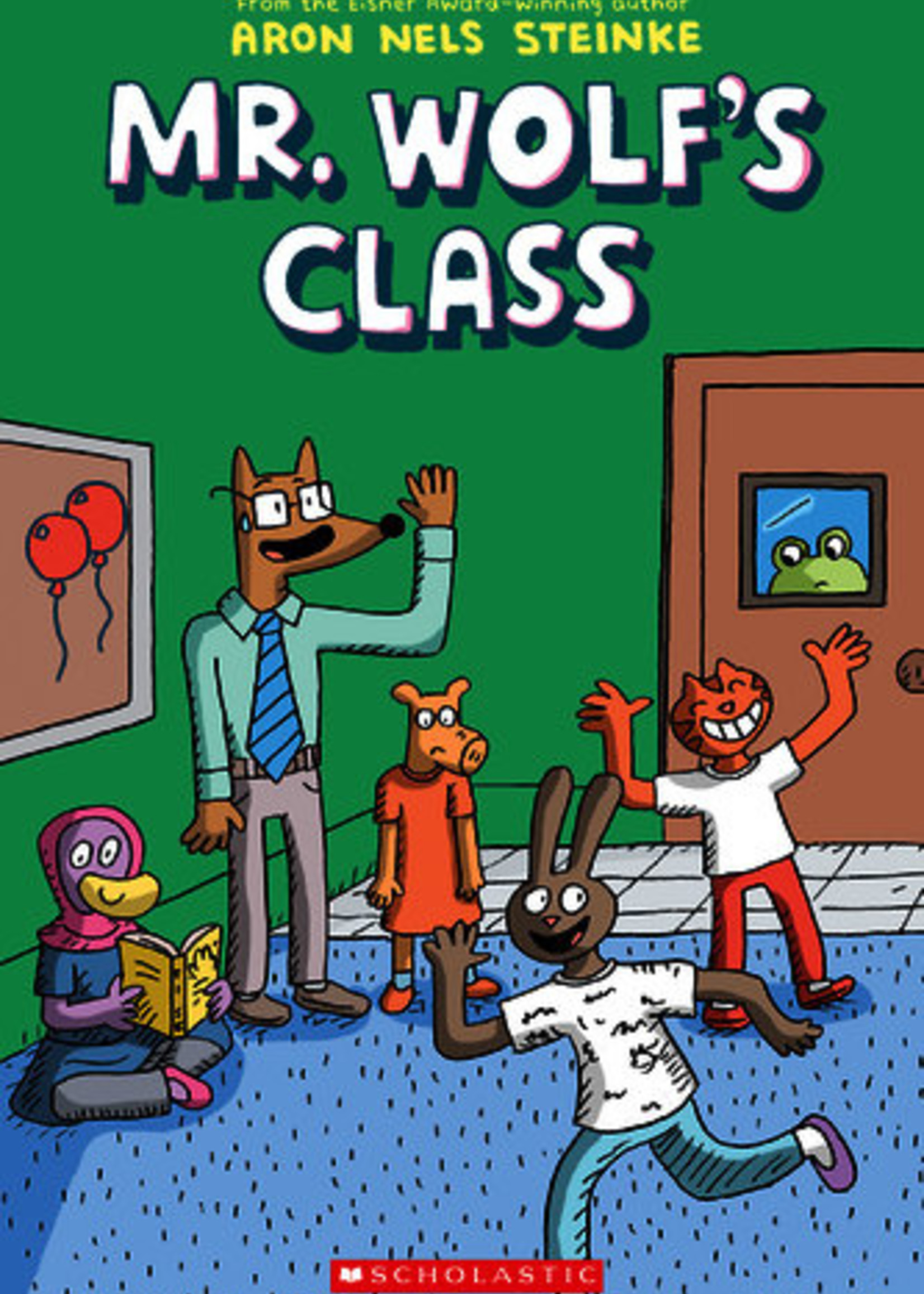 Mr. Wolf's Class #01 Graphic Novel - Paperback