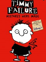 Timmy Failure #01, Mistakes Were Made IN - PB