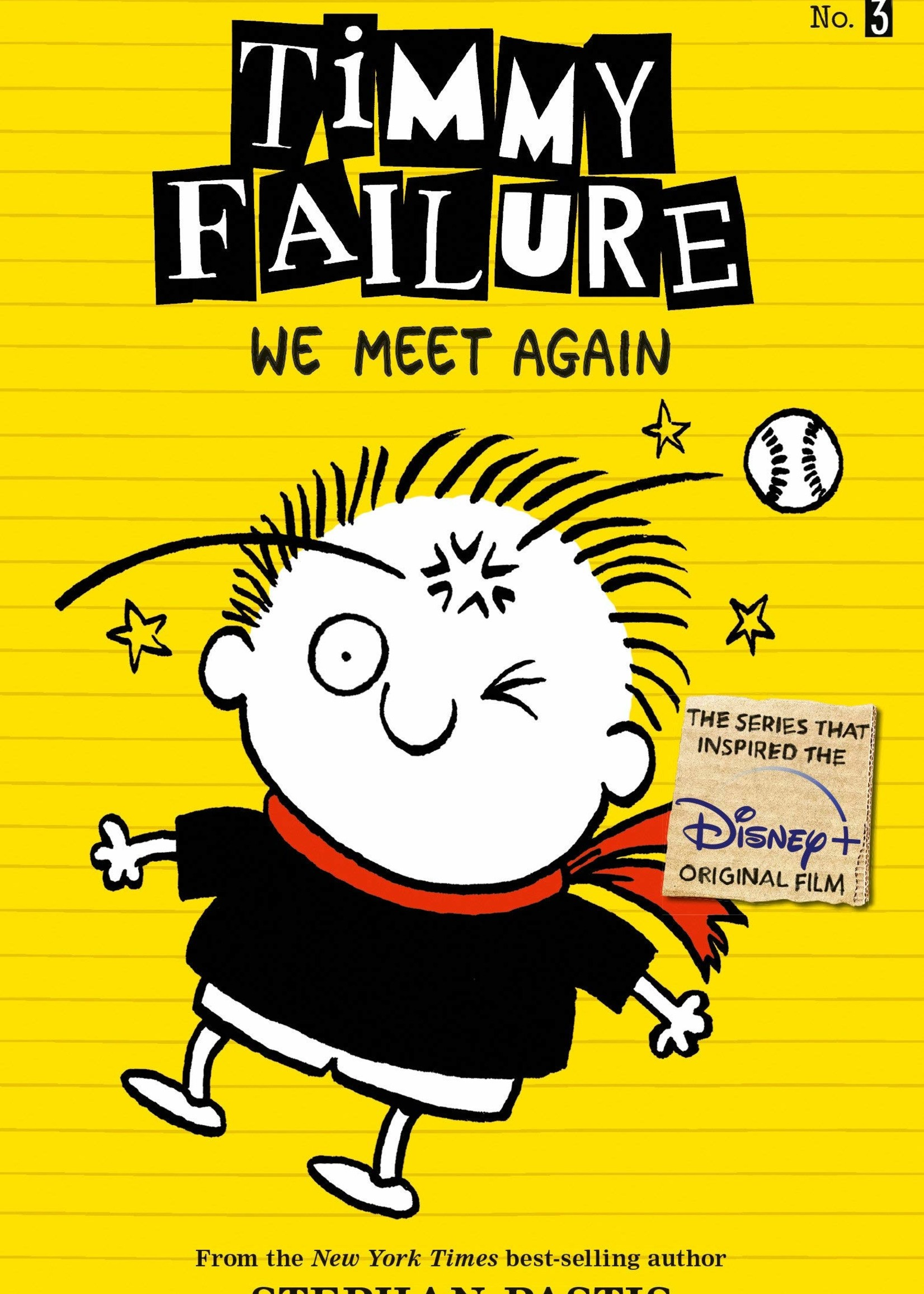 Timmy Failure #03 Illustrated Novel, We Meet Again - Paperback