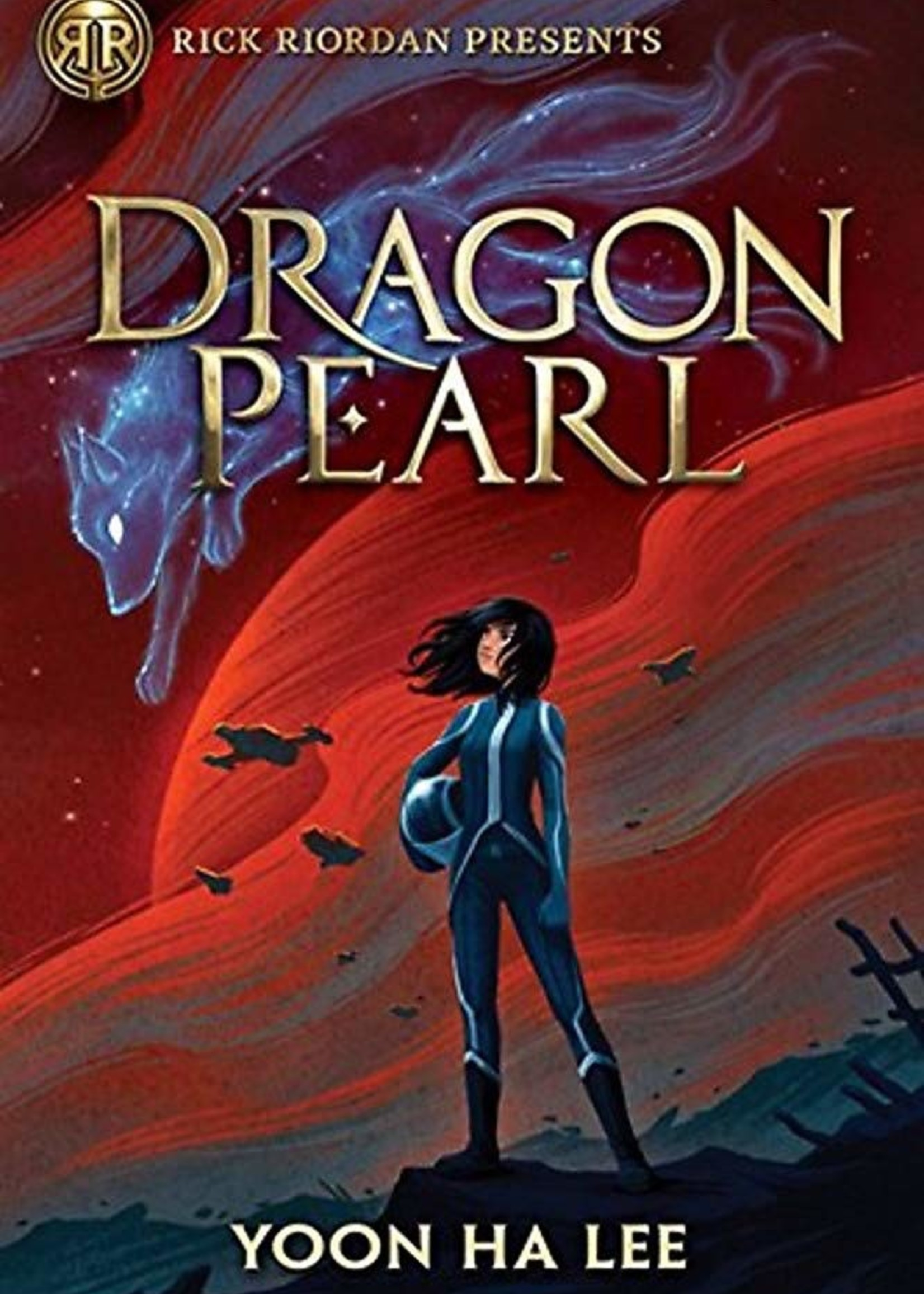Rick Riordan Presents: Dragon Pearl - Paperback