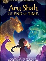Rick Riordan Presents: Pandava #01, Aru Shah and the End of Time - PB