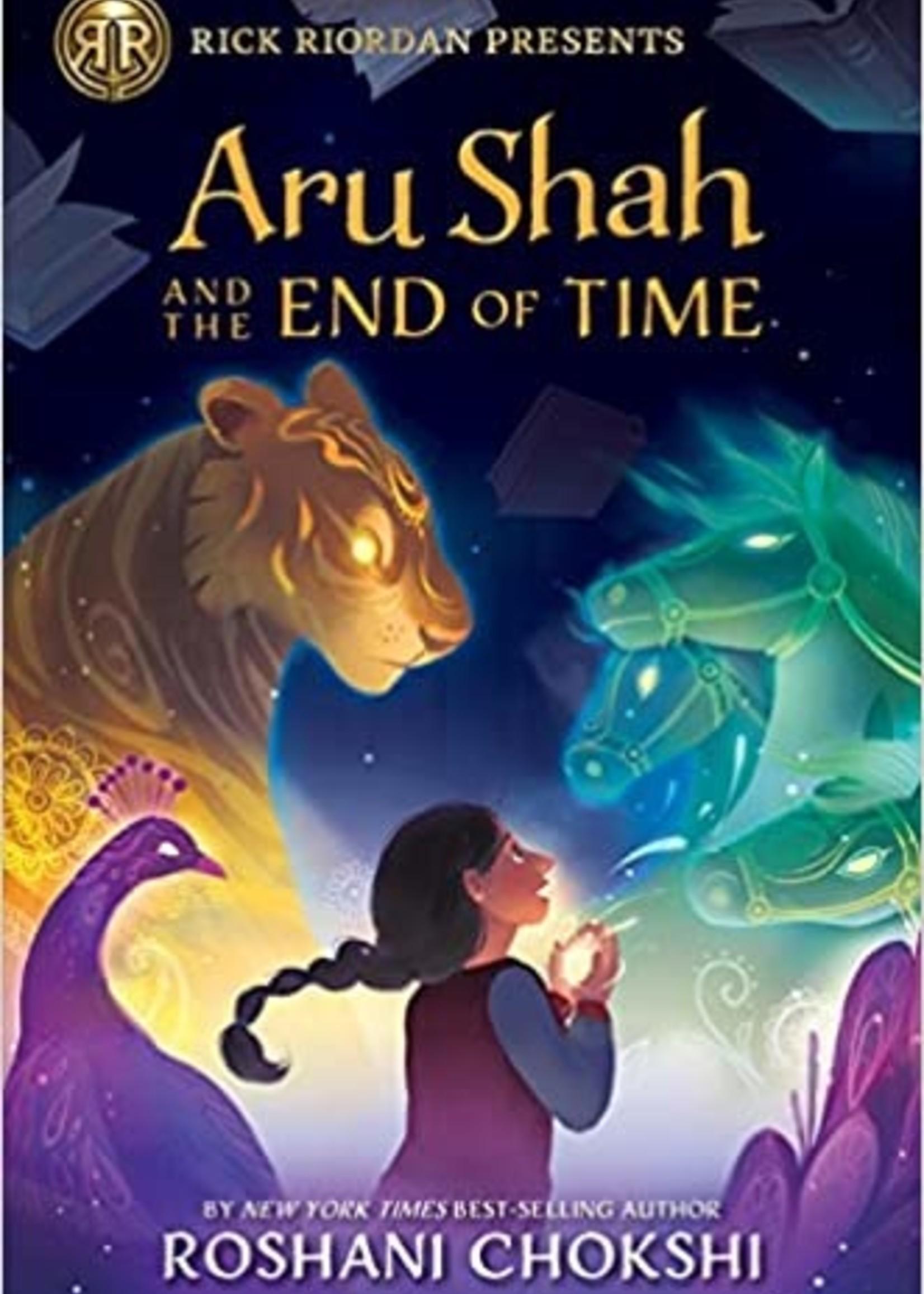 Rick Riordan Presents: Pandava #01, Aru Shah and the End of Time - Paperback