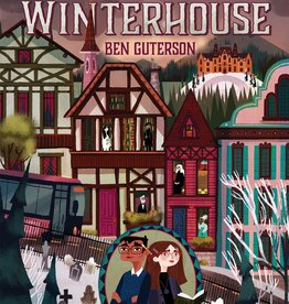 Winterhouse #02, The Secrets of Winterhouse - PB
