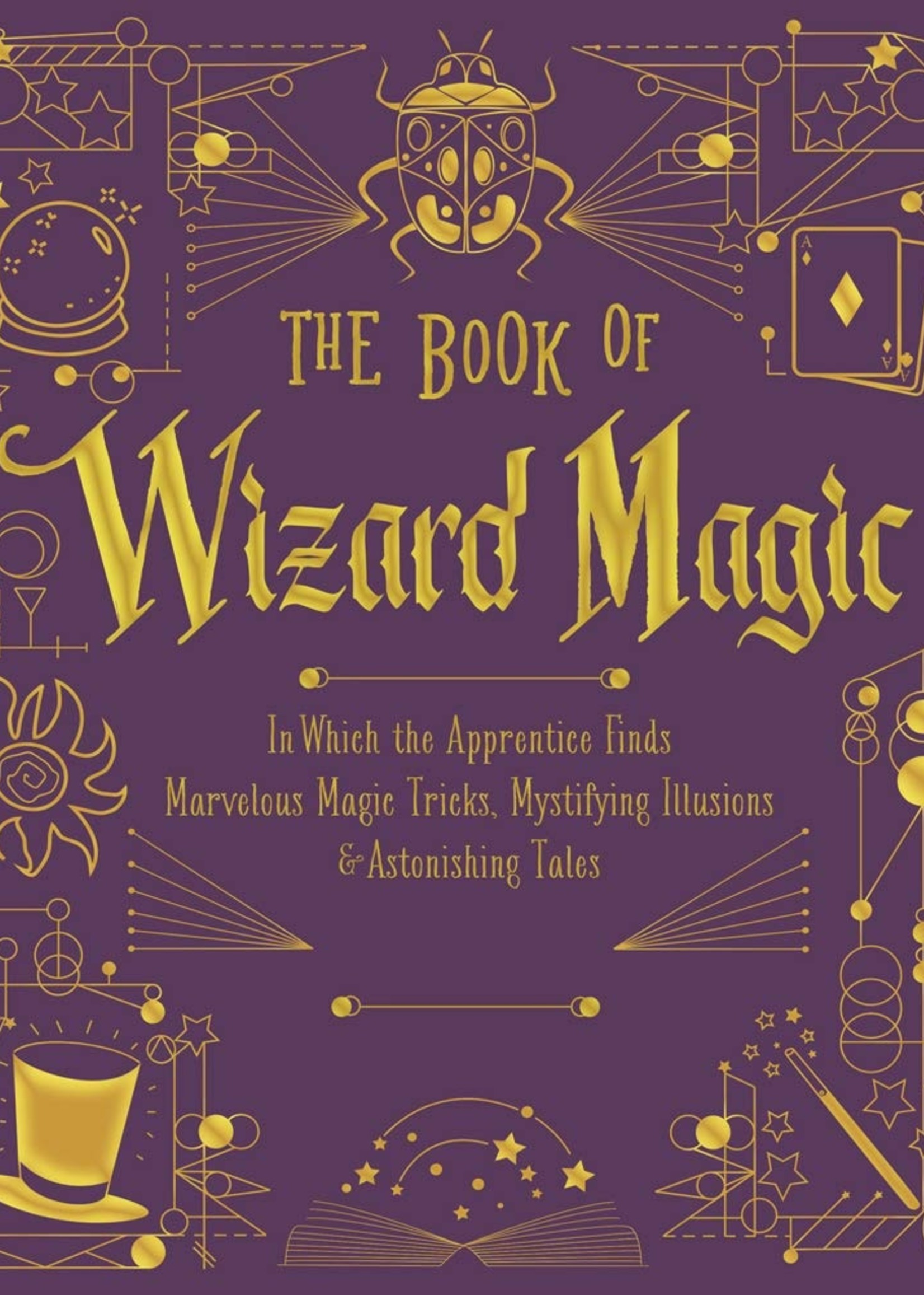 The Books of Wizard Craft #03, The Book of Wizard Magic - Hardcover
